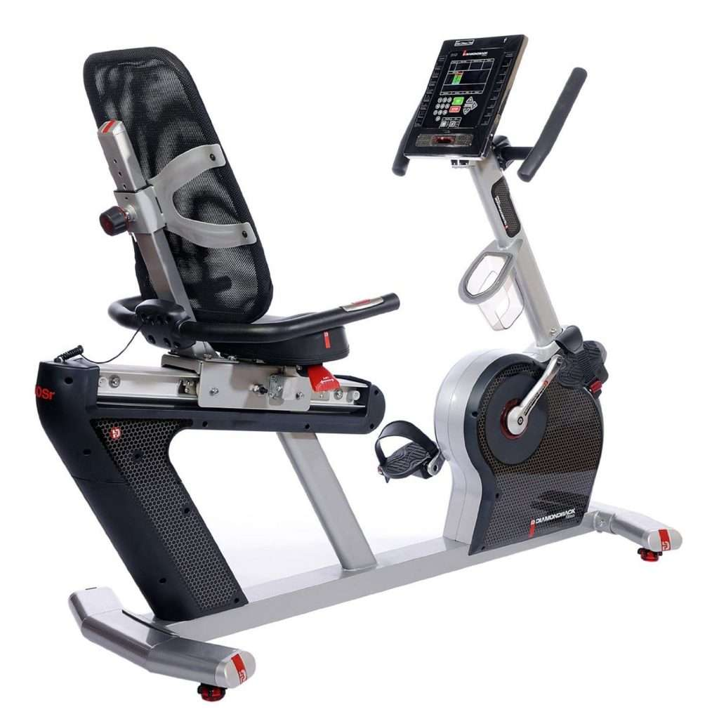 910Sr Recumbent Exercise Bike Best Buy