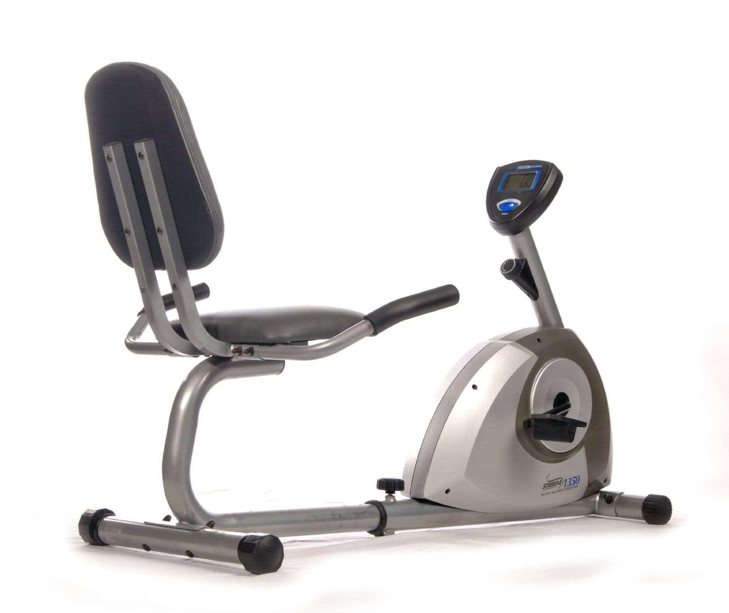 how to make a stationary bike seat comfortable