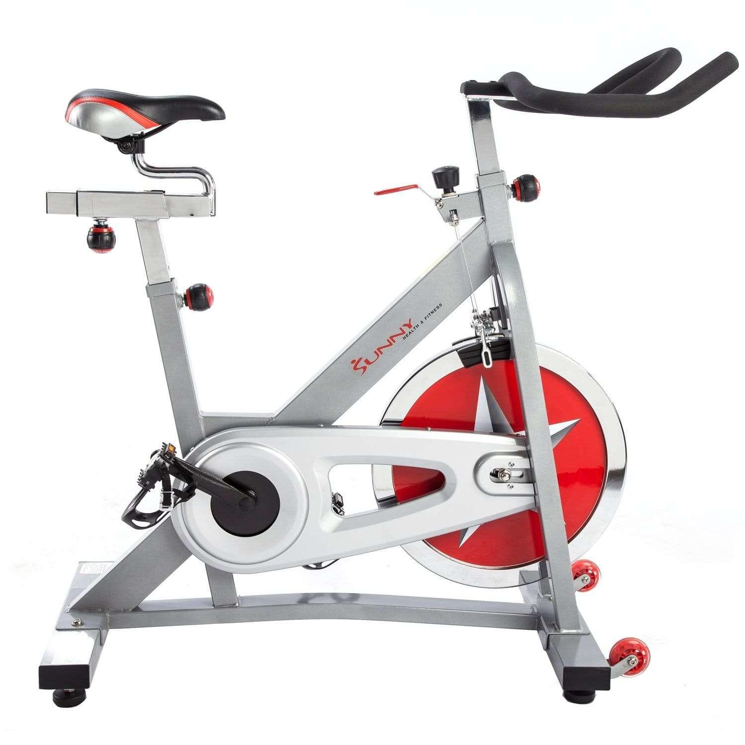 Sunny Health Amp Fitness Pro Indoor Cycling Bike Review