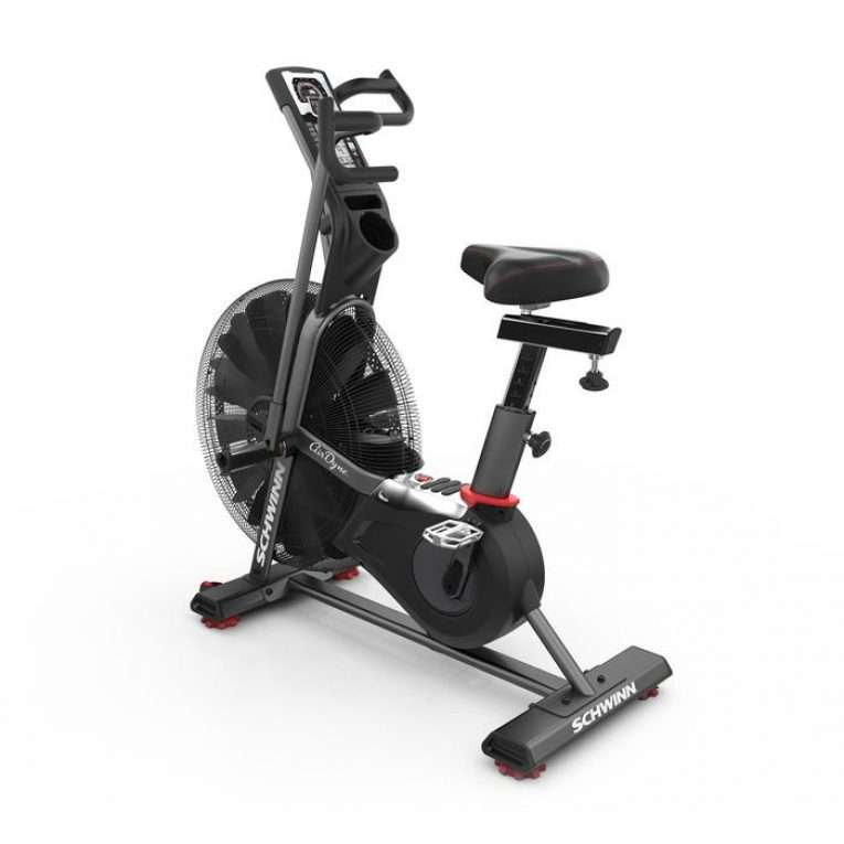 left side view of Schwinn Airdyne AD 7