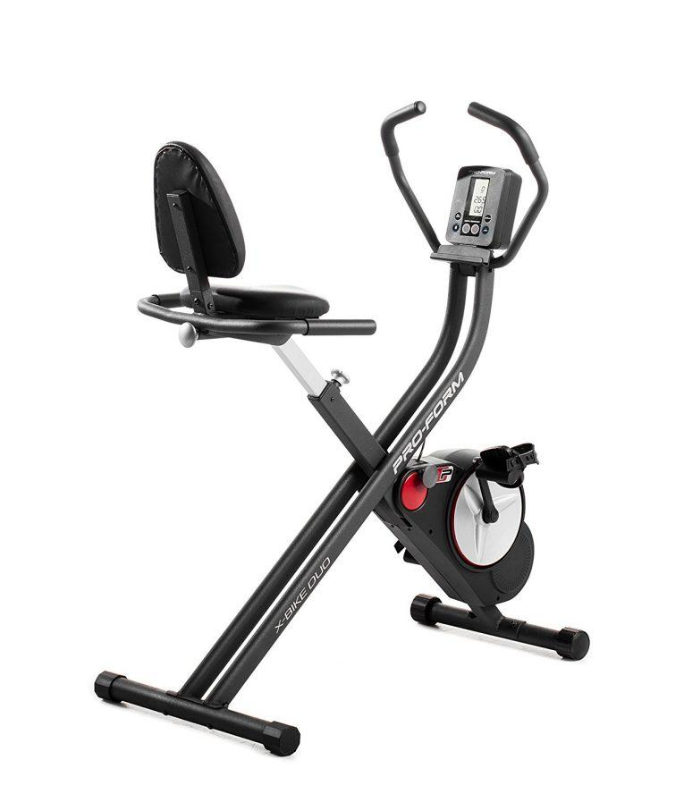 ProForm Exercise Bike Review - ExerciseBike