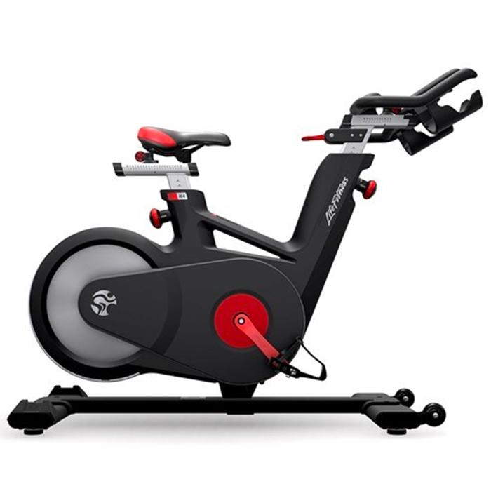 Life Fitness Ic4 Indoor Cycle Review Exercisebike
