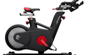 Life Fitness IC4 Indoor Cycle Review