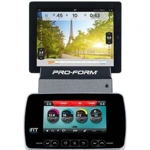 ProForm TDF Pro 4 0 Indoor Cycle Trainer Review - ExerciseBike