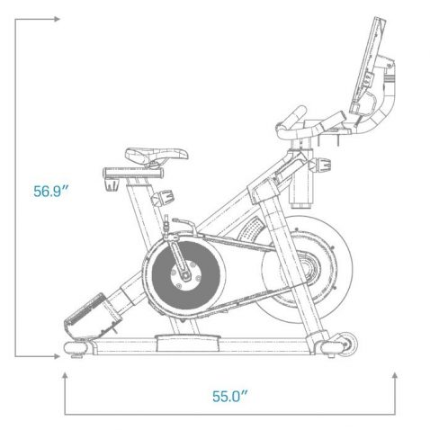 NordicTrack Commercial S22i Review - ExerciseBike