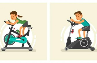 Stationary Bike Vs. Spin Bike: How Do They Differ?